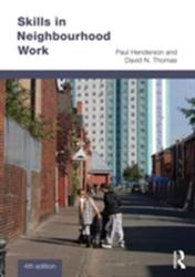 Skills in Neighbourhood Work (ISBN: 9780415520010)