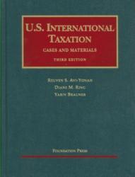 U. S. International Taxation (ISBN: 9781599413761)