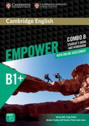 Cambridge English Empower Intermediate Combo B with Online Assessment (ISBN: 9781316601280)