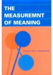 Measurement of Meaning (ISBN: 9780252745393)