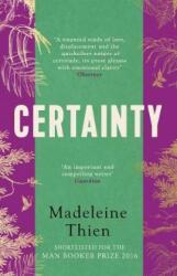 Certainty (ISBN: 9781783783731)