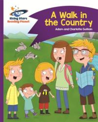 Reading Planet - A Walk in the Country - Purple: Comet Street Kids (ISBN: 9781471877353)