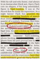 Flack's Last Shift (ISBN: 9781910369197)