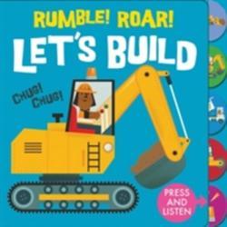 Rumble Roar! Let's Build! (ISBN: 9781784937416)