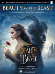 Beauty & The Beast Vocal Solo With Piano Accompaniment - Alan Menken, Howard Ashman, Ariana Grande (ISBN: 9781495095269)