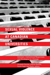 Sexual Violence at Canadian Universities (ISBN: 9781771122832)