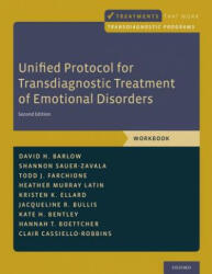 Unified Protocol for Transdiagnostic Treatment of Emotional Disorders: Workbook (ISBN: 9780190686017)