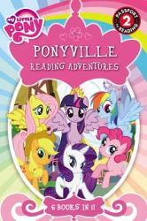 My Little Pony: Ponyville Reading Adventures (ISBN: 9780316410847)