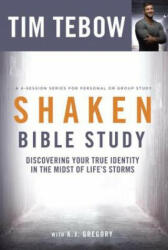 Shaken Bible Study: Discovering Your True Identity in the Midst of Life's Storms (ISBN: 9780735289895)
