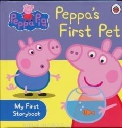 Peppa Pig: Peppa's First Pet: My First Storybook - Peppa Pig (2011)