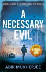 Necessary Evil - Abir Mukherjee (ISBN: 9781784704773)