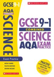 Combined Sciences Exam Practice Book for AQA (ISBN: 9781407176826)