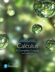 Calculus: A Complete Course (ISBN: 9780134154367)