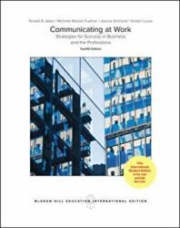 COMMUNICATING AT WORK PRINS PRACT 12E (ISBN: 9781260084597)