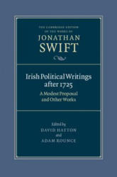 Irish Political Writings after 1725 (ISBN: 9780521833851)