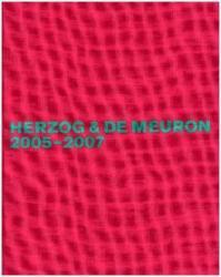 Herzog & de Meuron 2005-2007 (ISBN: 9783035610031)