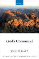 God's Command (ISBN: 9780198829843)