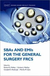 SBAs and EMIs for the General Surgery FRCS (ISBN: 9780198794158)
