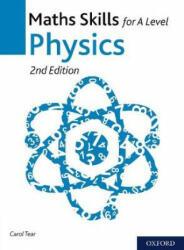Maths Skills for A Level Physics (ISBN: 9780198428985)