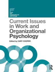 Current Issues in Work and Organizational Psychology (ISBN: 9781138604971)