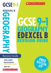 Geography Revision Guide for Edexcel B (ISBN: 9781407182391)