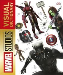 Marvel Studios Visual Dictionary (ISBN: 9780241347447)