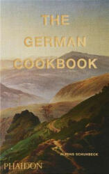 German Cookbook (ISBN: 9780714877327)