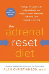 Adrenal Reset Diet (ISBN: 9780804140553)
