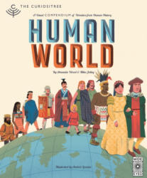 Curiositree: Human World - A visual history of humankind (ISBN: 9781847809933)