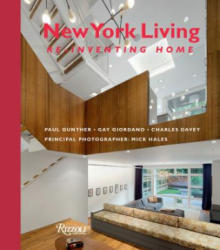 New York Living - Re-Inventing Home (ISBN: 9780789335746)
