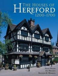 Houses of Hereford 1200-1700 (ISBN: 9781785708169)
