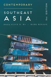 Contemporary Southeast Asia (ISBN: 9781137596192)
