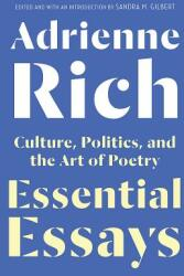 Essential Essays - Culture, Politics, and the Art of Poetry (ISBN: 9780393652369)