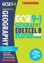 Geography Revision and Exam Practice Book for Edexcel B (ISBN: 9781407182414)