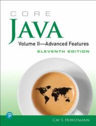 Core Java, Volume II--Advanced Features (ISBN: 9780135166314)