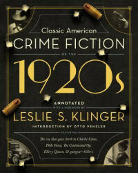 Classic American Crime Fiction of the 1920s (ISBN: 9781681778617)