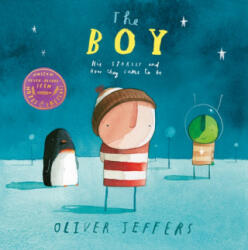 Oliver Jeffers - Boy - Oliver Jeffers (ISBN: 9780008294342)