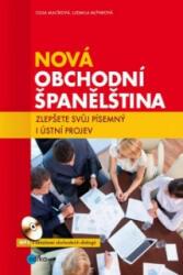 Nová obchodní španělština + CD - Ludmila Mlýnková, Olga Macíková (2015)