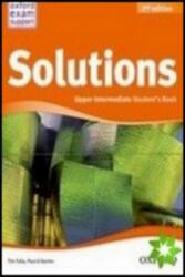 Maturita Solutions Upper-intermediate Student's Book Czech Edition - Paul A. , Tim Falla, Davies (2014)