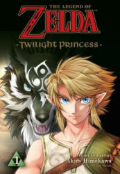 The Legend of Zelda Twilight Princess, Vol. 1 (2017)