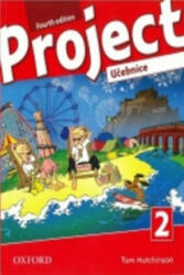 Project Fourth Edition 2 Učebnice - Hutchinson, T. ; Hardy-Gould, J. ; Trnová (2014)