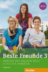 Beste Freunde 3 (A2/1) Učebnice - Manuela Georgiakaki (2016)