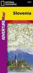 Slovenia - National Geographic Maps - Adventure (2013)