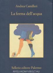 Andrea Camilleri: La forma dell'acqua (2000)