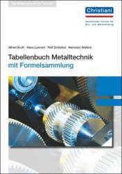 Tabellenbuch Metalltechnik (2017)