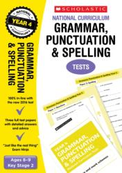 Grammar, Punctuation and Spelling Test - Year 4 (2016)