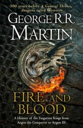 Fire and Blood - George R R Martin (2018)
