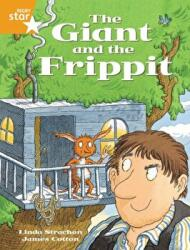 Rigby Star Guided 2 Orange Level The Giant and the Frippit Pupil Book (2000)