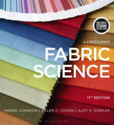 J. J. Pizzuto's Fabric Science (ISBN: 9781501395369)