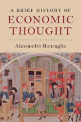 Brief History of Economic Thought - Alessandro Roncaglia (ISBN: 9781316627365)